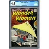 Wonder Woman #105 CGC 4.5 (C-OW) *0016781004*