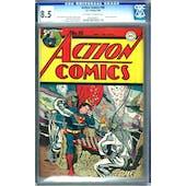 Action Comics #96 CGC 8.5 (OW-W) *0226564011*