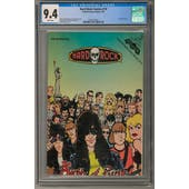 Hard Rock Comics #10 CGC 9.4 (W) *0344155007*