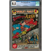 World's Finest Comics #198 CGC 8.5 (OW-W) *0345161004*