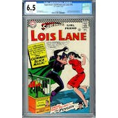 Superman's Girlfriend Lois Lane #70 CGC 6.5 (W) *0348156016*