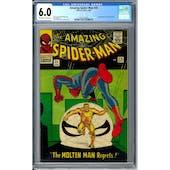 Amazing Spider-Man #35 CGC 6.0 (OW-W) *0357216020*