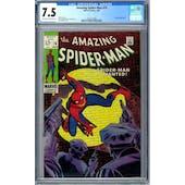 Amazing Spider-Man #70 CGC 7.5 (OW-W) *0357221006*