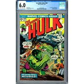 Incredible Hulk #180 CGC 6.0 (OW-W) *0357224014*