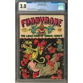 Funnybone #nn CGC 3.0 (C-OW) *0357300017*