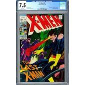 X-Men #59 CGC 7.5 (W) *0360040023*