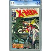 X-Men #61 CGC 9.2 Oakland Pedigree (OW-W) *0759675001*