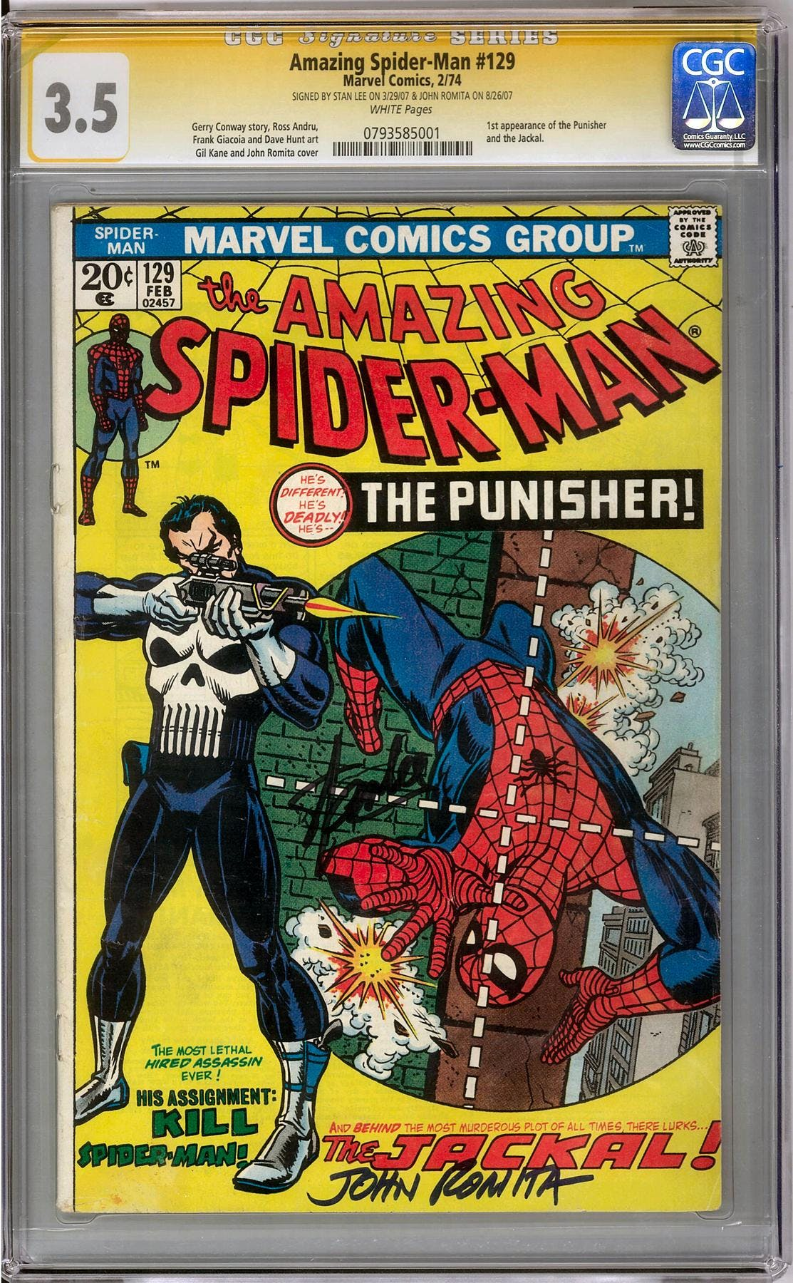 2018 Hit Parade The Amazing Spider Man Graded Comic Edition Hobby Box
