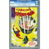 Amazing Spider-Man #61 CGC 9.8 (OW-W) *0984394001*