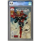 Avenging Spider-Man #9 CGC 9.8 (W) *1269120001*