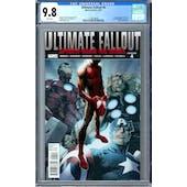 Ultimate Fallout #4 CGC 9.8 (W) *1278228006*