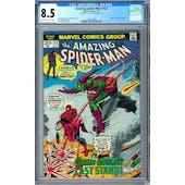 Amazing Spider-Man #122 CGC 8.5 (OW-W) *1403108009*