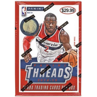 2014/15 Panini Threads Basketball Blaster Box