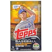 2014 Topps Series 2 Baseball Hobby Box