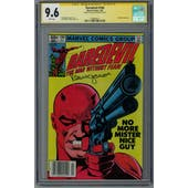 Daredevil #184 CGC 9.6 (W) Signed By Klaus Janson *1599095011*