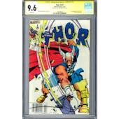 Thor #337 CGC 9.6 (W) Signature Series Canadian Newsstand *1599186004*