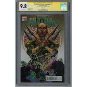 Wakanda Forever: Avengers #1 CGC 9.8 (W) Signature Series Danai Gurira *1612688006*