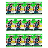 2016/17 Panini Prizm Basketball Retail 12-Pack Lot