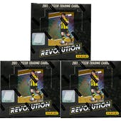 2016/17 Panini Revolution Soccer Hobby Box (Lot of 3)