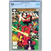 Uncanny X-Men #160 CBCS 9.8 (W) *17-0B99DD7-172*