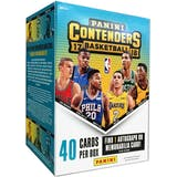 2017/18 Panini Contenders Basketball 5-Pack Box