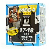 2017/18 Panini Donruss Optic Basketball Mega Box