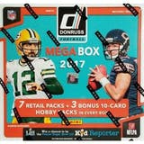 2017 Panini Donruss Football Mega Box