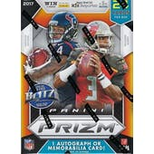 2017 Panini Prizm Football 6-Pack Blaster Box
