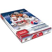 2018/19 Upper Deck AHL Hockey Hobby 12-Box Case
