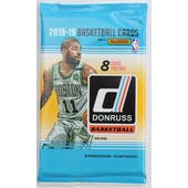 2018/19 Panini Donruss Basketball Retail Pack (Lot of 24)