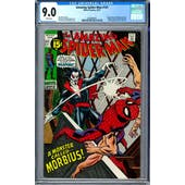 Amazing Spider-Man #101 CGC 9.0 (W) *2006084001*