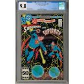 DC Comics Presents #87 CGC 9.8 (W) *2009116004*