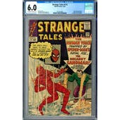 Strange Tales #115 CGC 6.0 (OW-W) *2010228002*