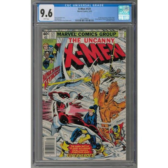 X-Men #121 CGC 9.6 (W) *2012399003*
