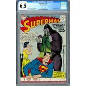 Superman #127 CGC 6.5 (OW) *2017138023*
