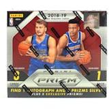 2018/19 Panini Prizm Choice Basketball Box