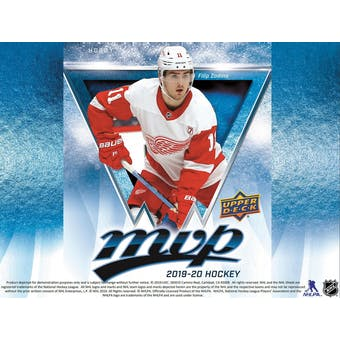 2019/20 Upper Deck MVP Hockey Hobby Box (Presell)