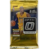 2018/19 Panini Donruss Optic Fast Break Basketball Pack