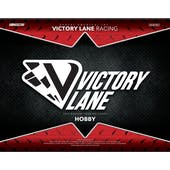 2019 Panini Victory Lane Racing Hobby 16-Box Case (Presell)