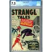 Strange Tales #106 CGC 7.5 (OW-W) *2019715006*