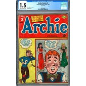 Archie's Comics #3 CGC 1.5 (C-OW) *2027238001*