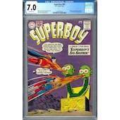 Superboy #89 CGC 7.0 (OW) *2027297014*