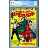 Amazing Spider-Man #129 CGC 8.5 (OW-W) *2027876002*