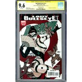 Daredevil #v2 #111 CGC 9.6 (W) Variant Signed By Rachel & Terry Dodson *2489772018*