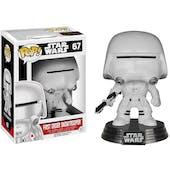 Funko POP Star Wars E7: Snowtrooper