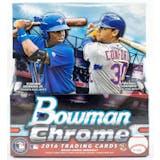 2016 Bowman Chrome Baseball Hobby Box
