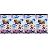 Panini Disney Frozen Sticker & Album Combo Display 4-Box Lot