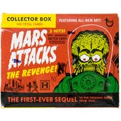 Mars Attacks: The Revenge Trading Cards Hobby Box (Topps 2017)