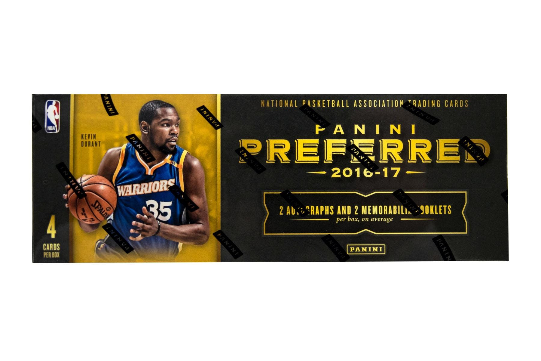 2016 17 Panini Preferred Basketball Hobby Box  d95441add