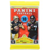 2017 Panini Football Retail Pack (Lot of 24)